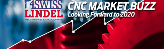 CNC Market Buzz: How Will Smart Manufacturers Drive Into 2020?