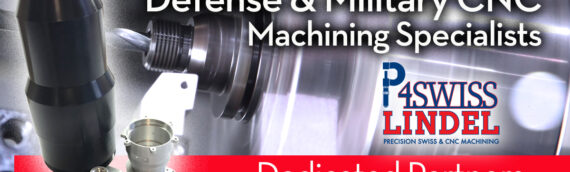 Dedicated Partners in Defense CNC Manufacturing