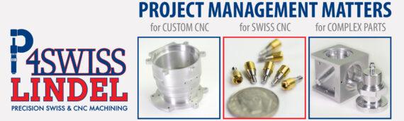Project Management – The Precision Manufacturing Advantage