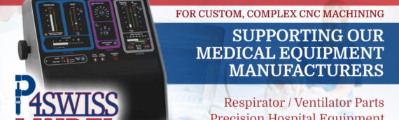 Medical Manufacturing: Answering the Call for Custom Complex CNC Machining
