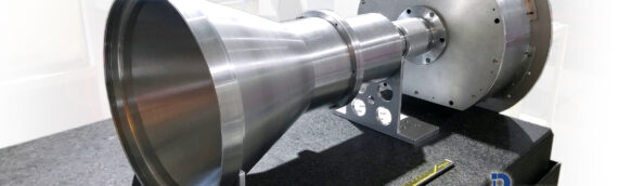 Precision CNC Machining for All Sizes – Large Complex Components